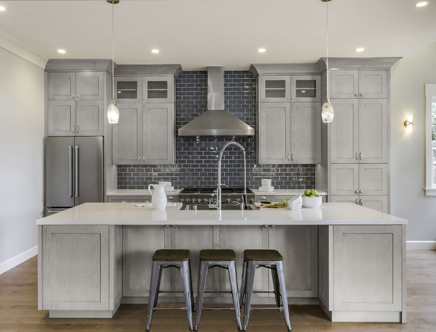 Allure Galaxy Horizon Forever Kitchen Cabinets