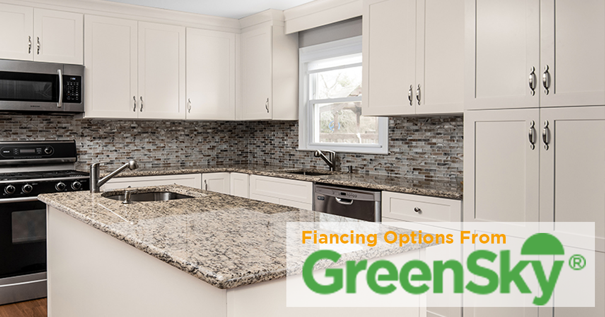 Forever Kitchen Cabinets Financing Plans Through Greensky